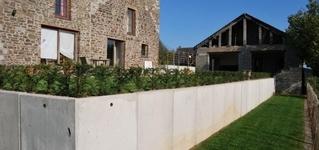 Les Jardins de Valentine - Maçonnerie & Murs de soutènement